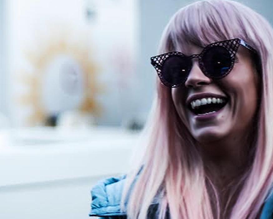 Lily Allen zainspirowana Kanye Westem?