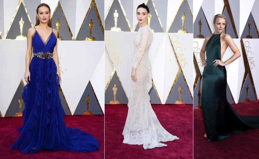 Brie Larson, Rooney Mara, Rachel MacAdams