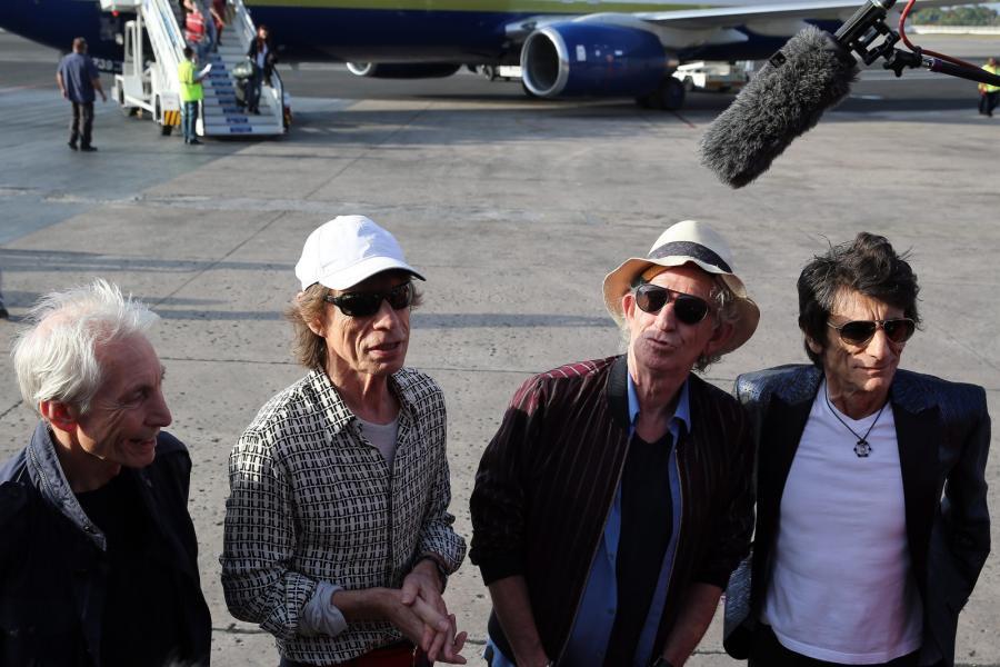 The Rolling Stones zagra w Hawanie