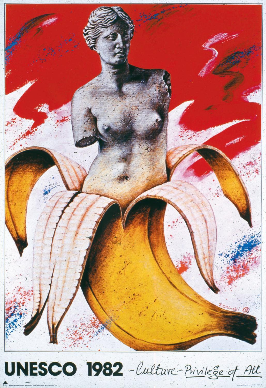 Rafał Olbiński - plakat