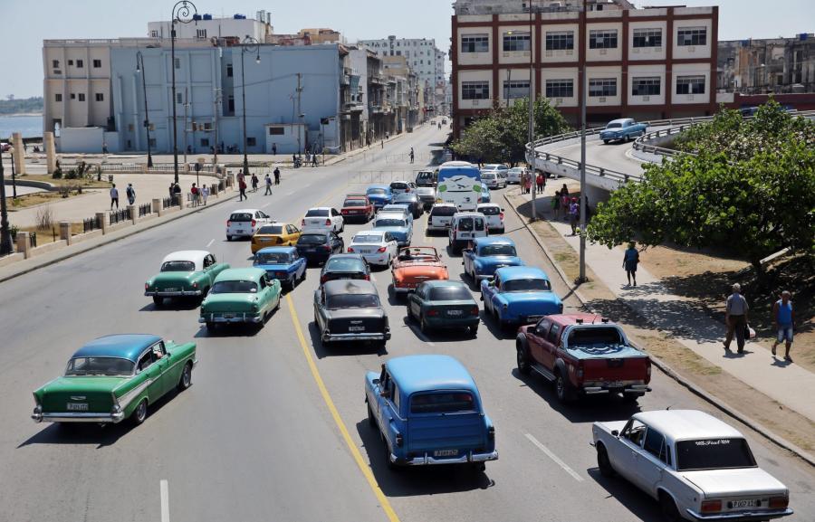 "Ekipa ""Fast 8"" kręci na Kubie"