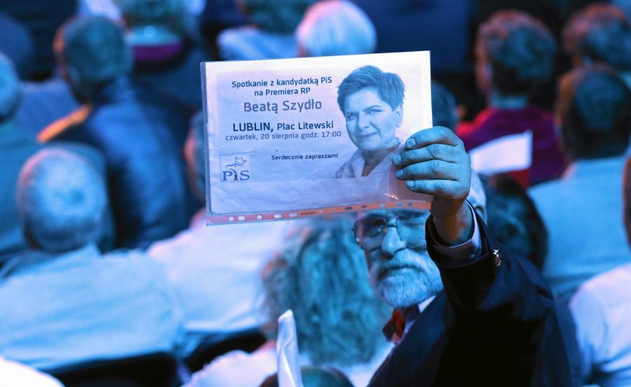 Konwencja wyborcza Prawa i Sprawiedliwości, wrzesień 2015