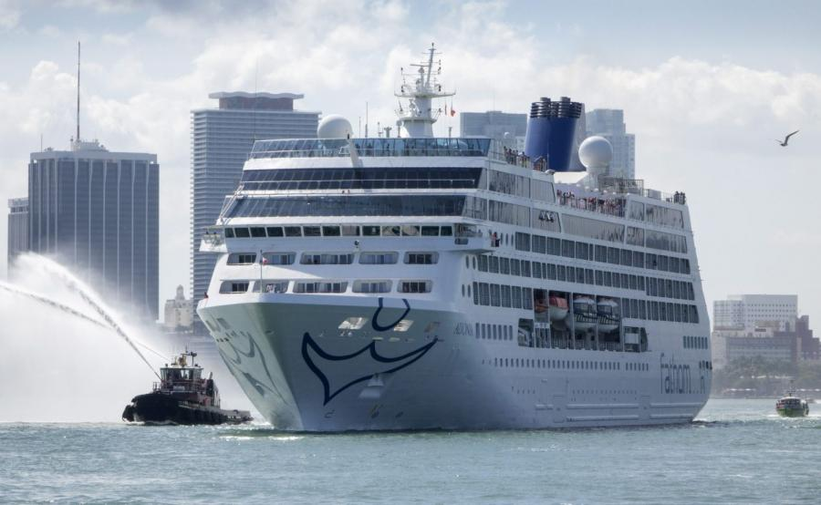 Statek pasażerski \