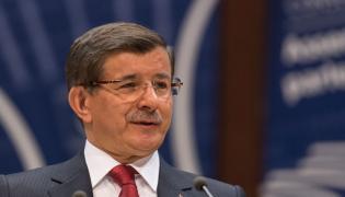 Premier Ahmet Davutoglu