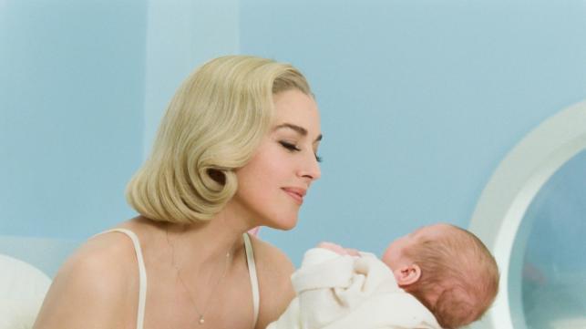 Monica Bellucci niczym Marilyn Monroe
