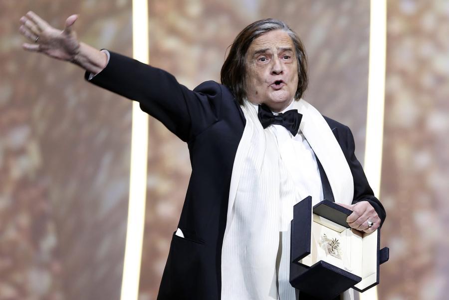 Jean-Pierre Leaud odebrał Honorową Złotą Palmę
