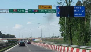 Autostrada A1 - nowy odcinek