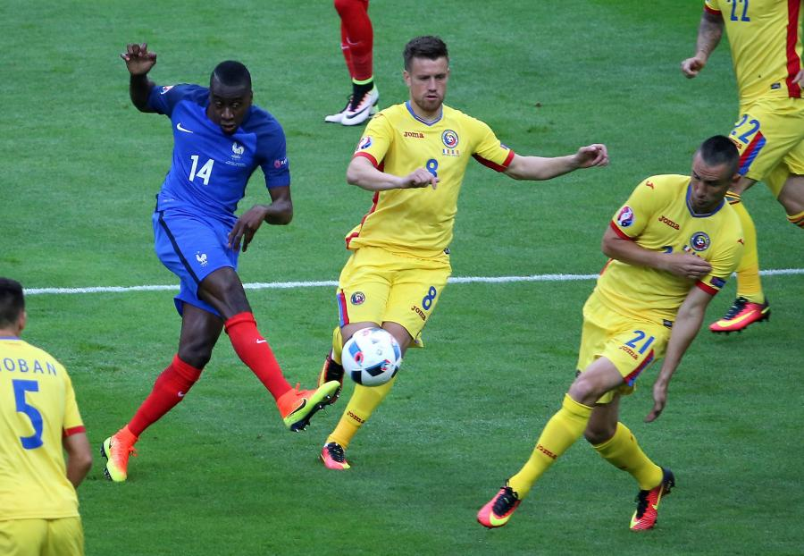 Francja - Rumunia