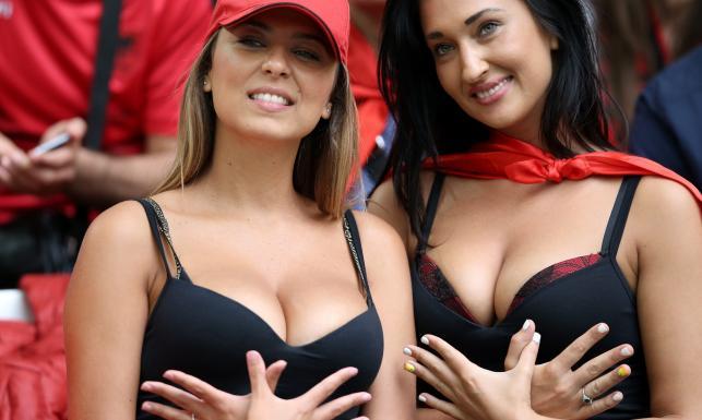 Te piękne panie powoli mogą się już pakować. Albania ma małe szanse na awans. ZDJĘCIA