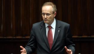 Prezes IPN, dr Łukasz Kamiński