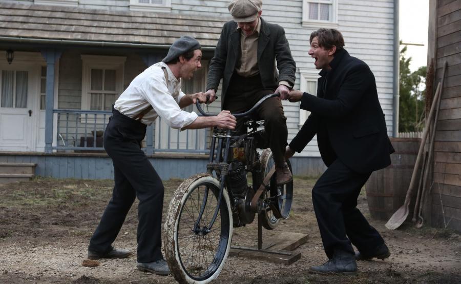 Scena z serialu \