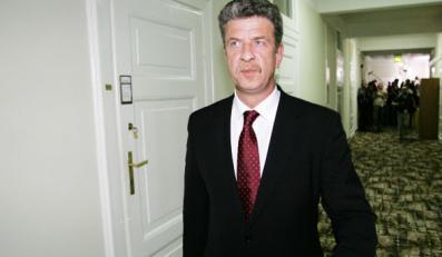 Kornatowski: Nie było dowodów na przestępstwa Blidy