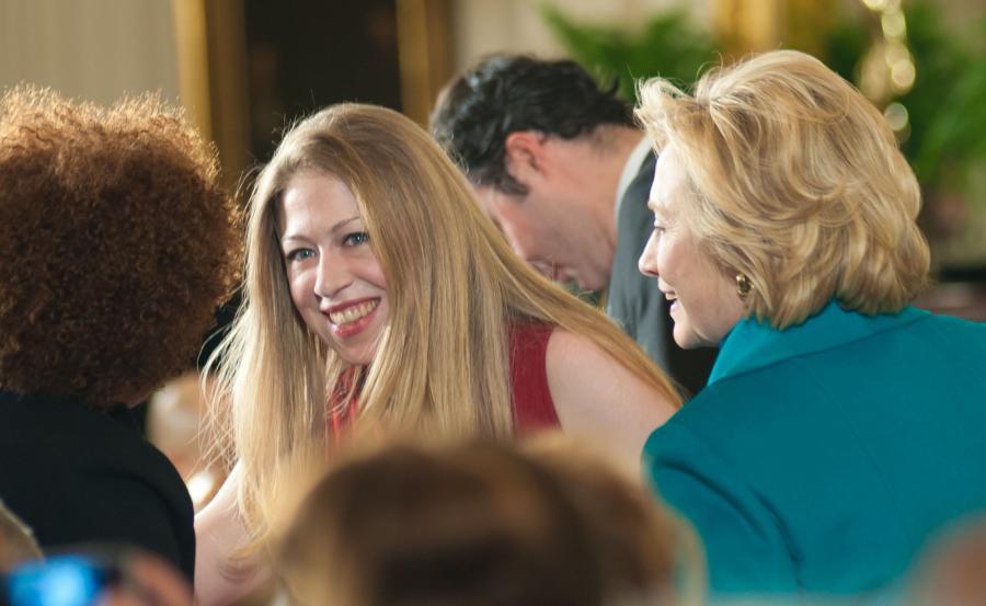 Hillary i Chelsea Clinton
