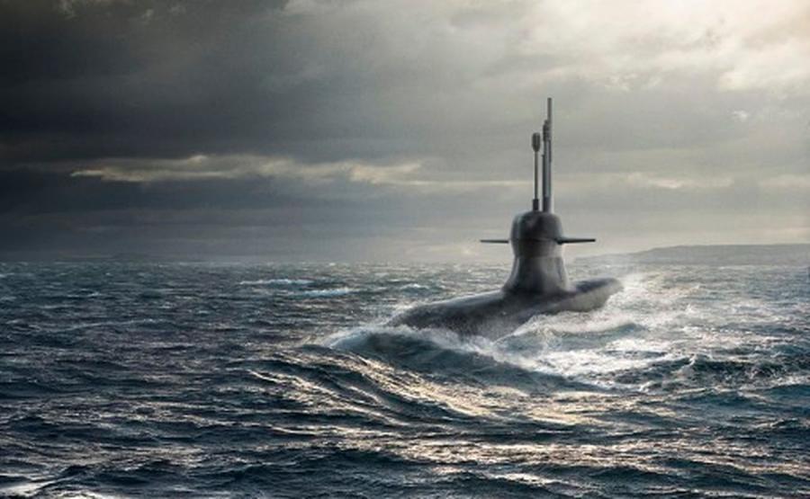 Okręt podwodny A26