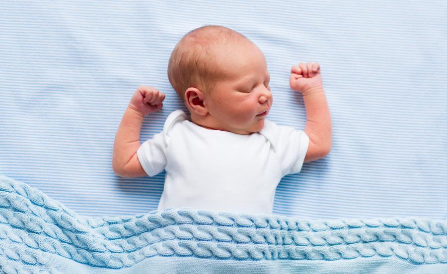 W czerwcu urodziło się 34 tysiące dzieci