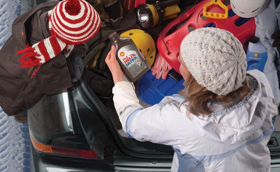 Jaki olej silnikowy na zimę?
