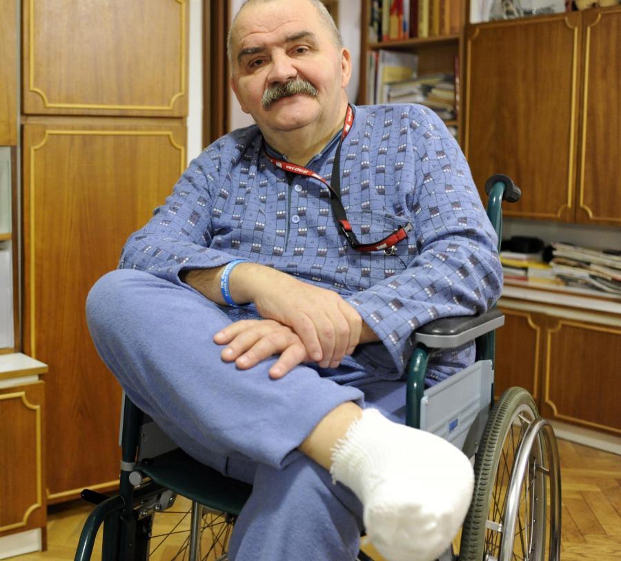 Szpitale obcinajÄ… cukrzykom nogi dla zysku