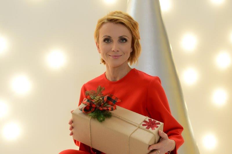 Święta w TLC z gwiazdami: Katarzyna Zielińska