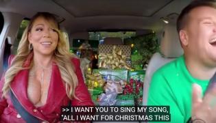 Szalony odcinek Carpool Karaoke