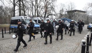 Policja w Warszawie