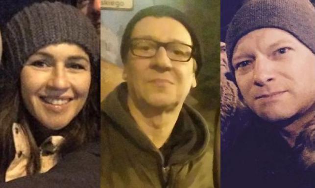 Gwiazdy na demonstracjach KOD w obronie wolnych mediów