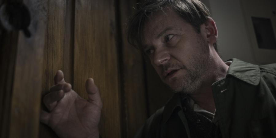 """Ireneusz Czop w filmie """"Konwój"""". Premiera 13 stycznia 2017 roku."""