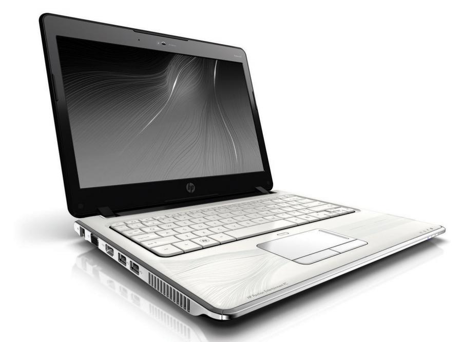 Kawowy netbook od HP