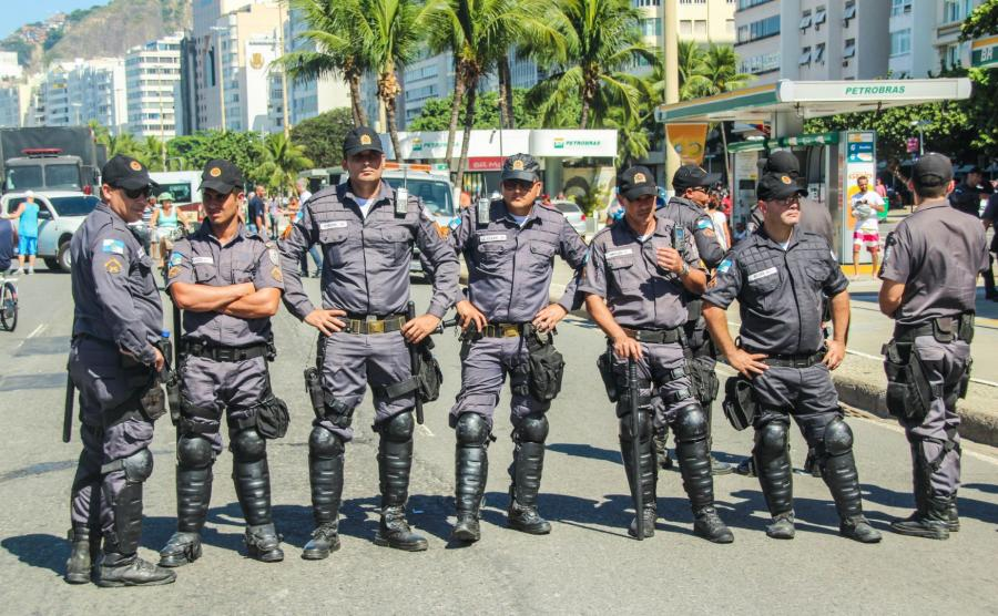 Brazylijska policja