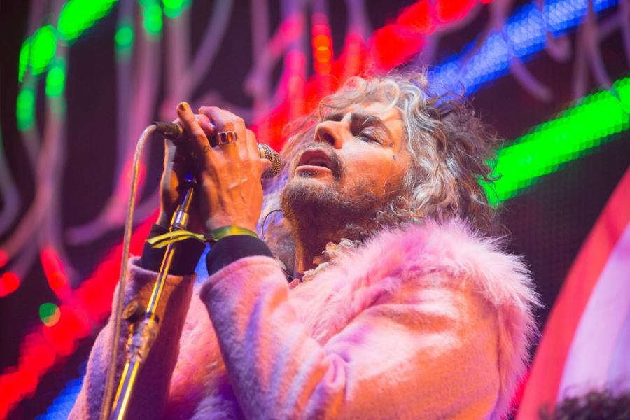 Wokalista The Flaming Lips
