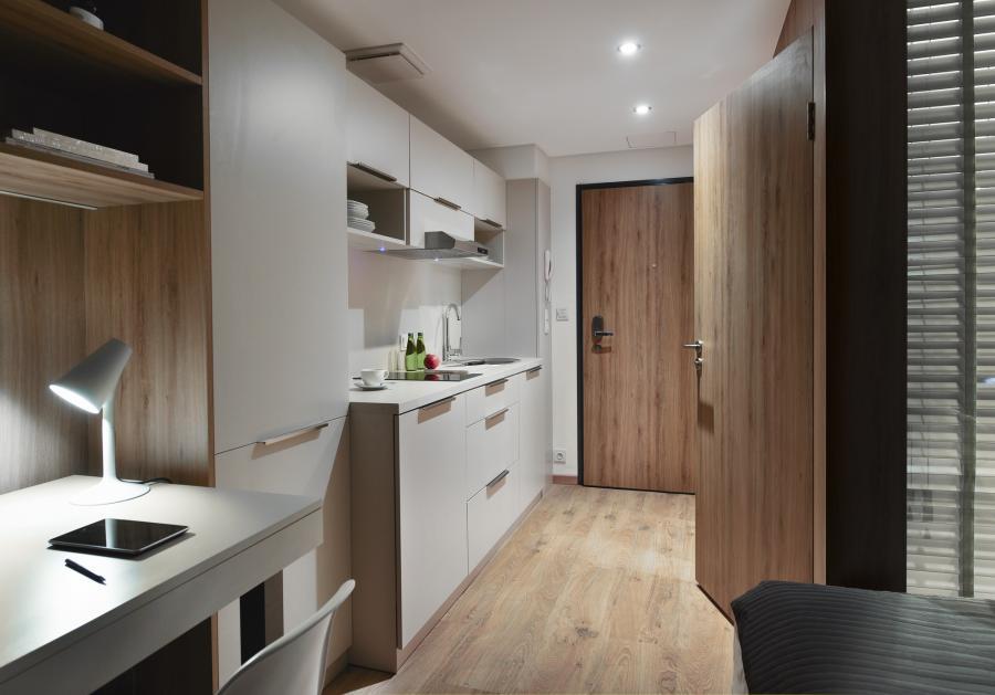 Zainwestuj w swój własny pokój hotelowy