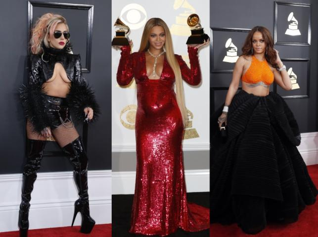 Lady Gaga, Beyonce i Rihanna