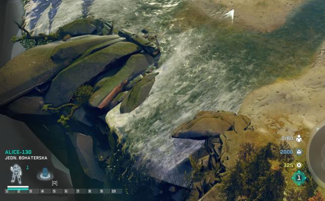 Piękne mapy do Halo Wars 2
