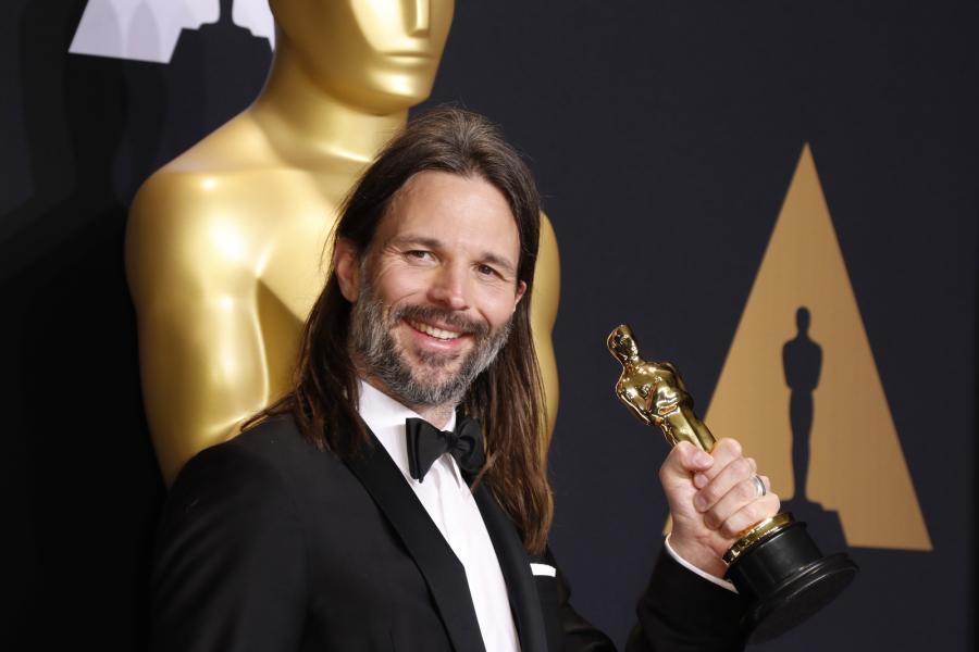 Linus Sandgren, zdobywca Oscara za zdjęcia do filmu La La Land