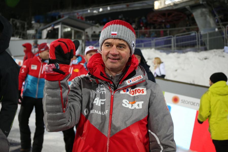 Horngacher doprowadził Stocha, Kota, Kubackiego i Żyłę do złotego medalu w Lahti