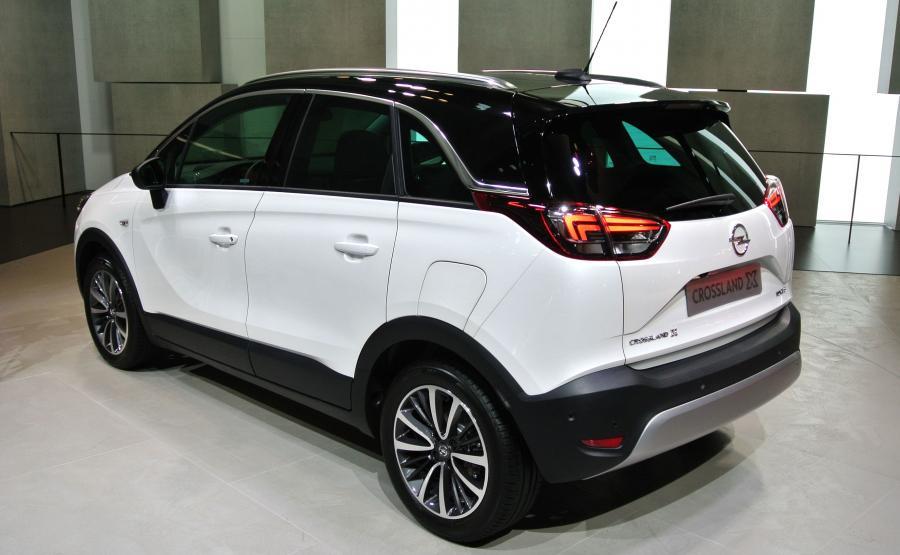 Opel crossland X - ceny pozostają tajemnicą