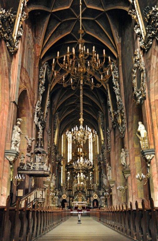 Świdnica katedra, fot. NID